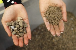 Песок сеяный в Раменском